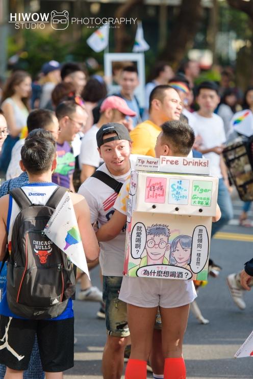 同志婚紗/海蛙攝影/austin/hiwow.studio/婚姻平權/LGBT/情侶寫真/凱達格蘭大道/2017台北同志大遊行