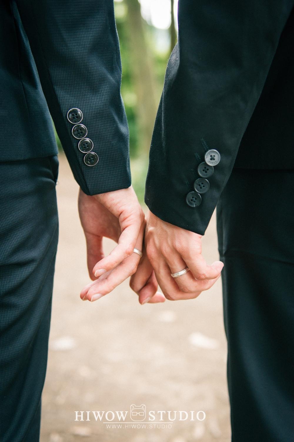 同志婚紗/海蛙攝影/austin/hiwow.studio/婚姻平權/自助婚紗/情侶寫真/陽明山黑森林
