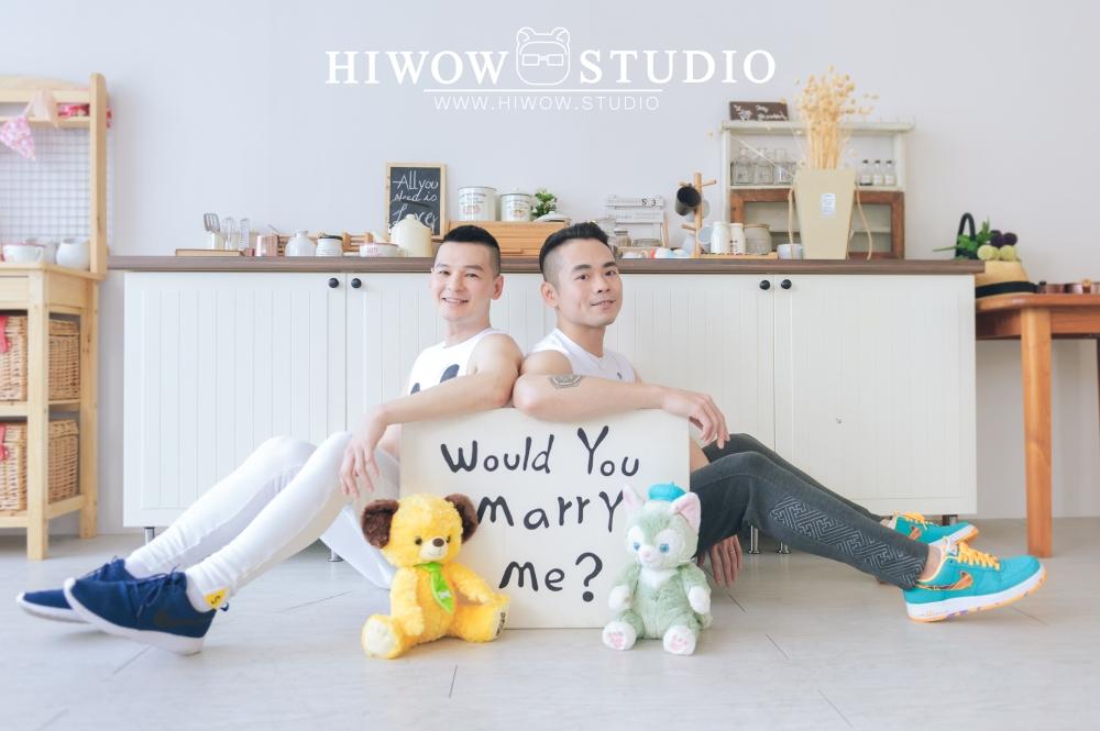 同志婚紗/海蛙攝影/austin/hiwow.studio/婚姻平權/自助婚紗/情侶寫真/金瓜石/生活風