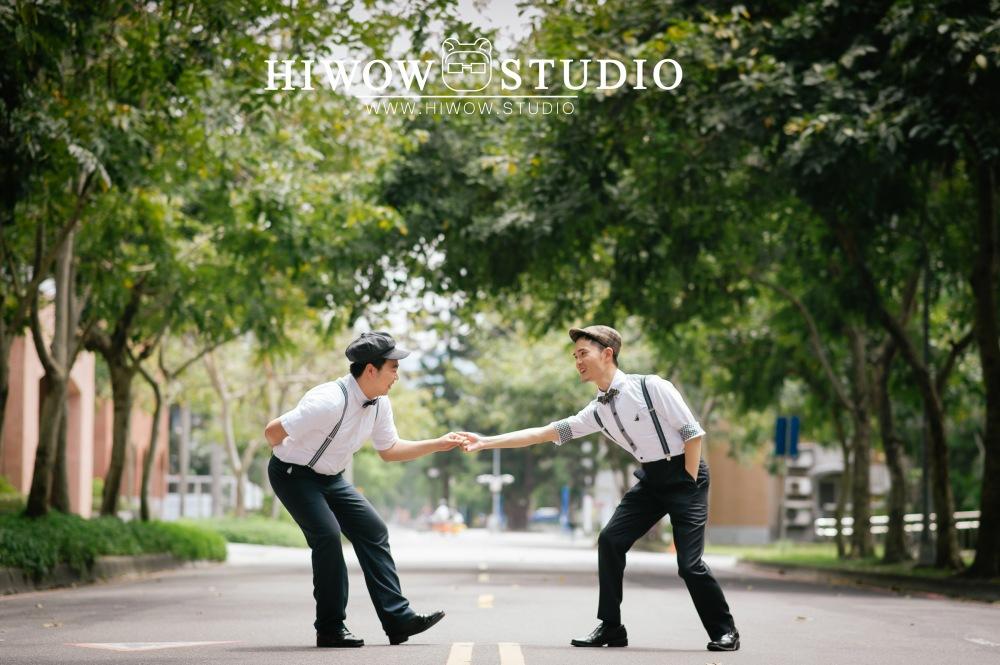 HIWOW 海蛙 海蛙攝影 同志 同性戀 情侶寫真 個人寫真 台大 北教大 街頭 男男19