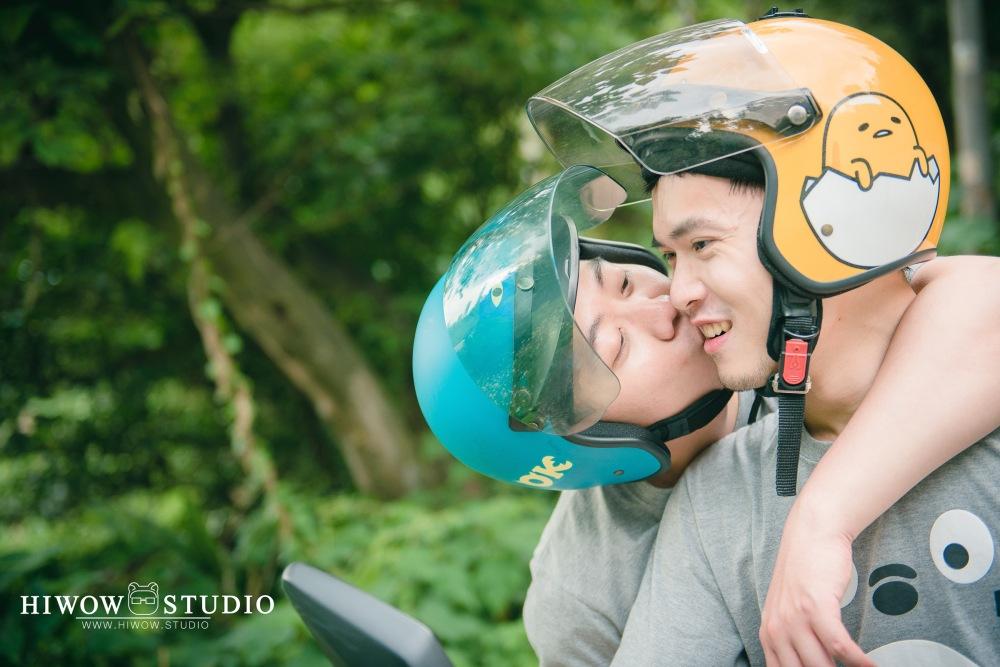 HIWOW 海蛙 海蛙攝影 同志 同性戀 情侶寫真 個人寫真 台大 北教大 街頭 男男22