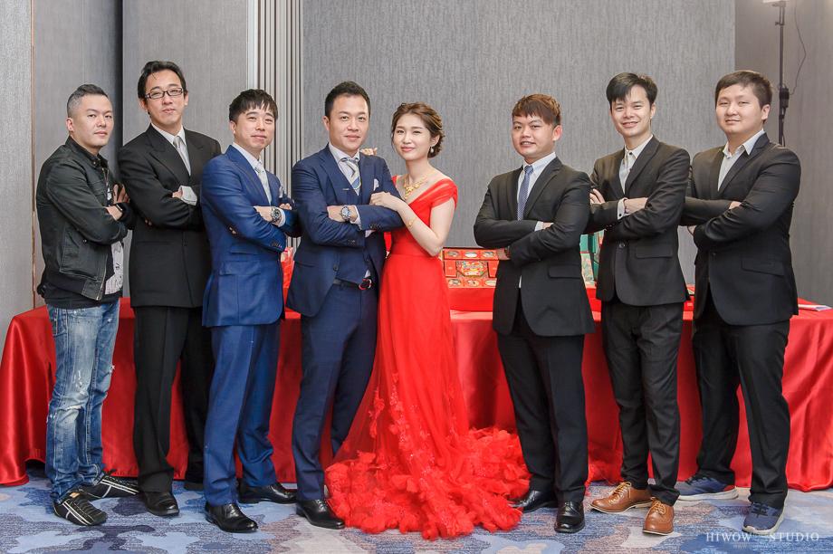 海蛙攝影 婚攝 婚禮紀錄 板橋 凱薩飯店 (27)