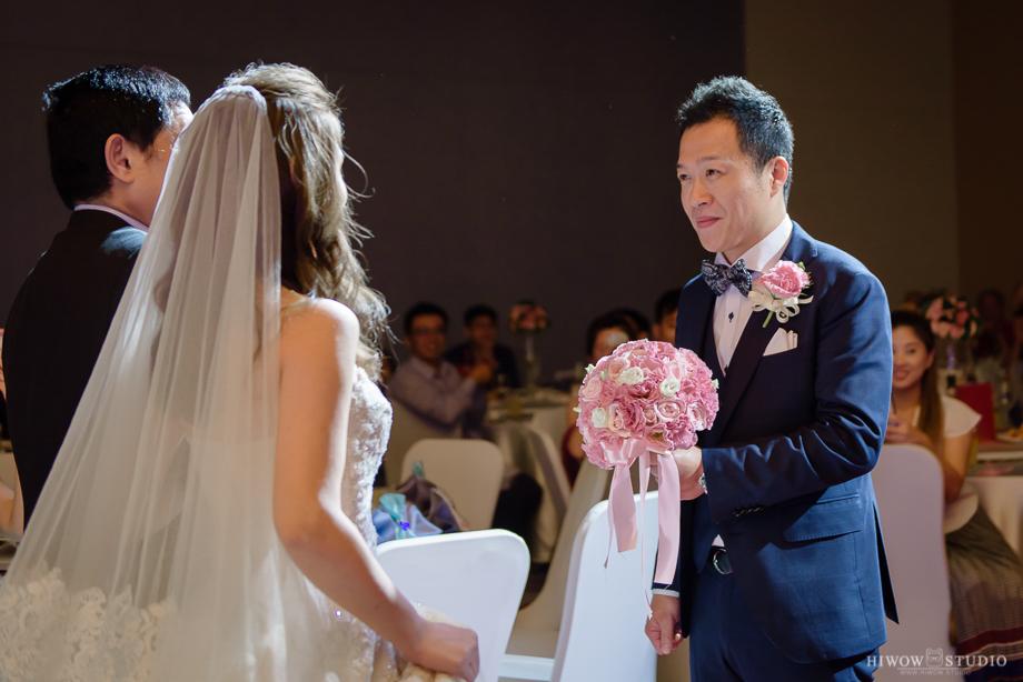 海蛙攝影 婚攝 婚禮紀錄 板橋 凱薩飯店 (83)
