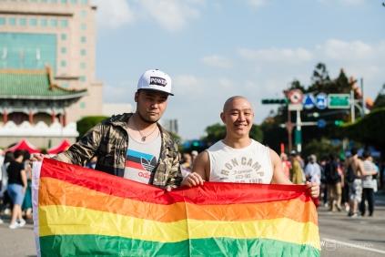 同志婚紗:海蛙攝影:austin:hiwow.studio:婚姻平權:LGBT:情侶寫真:凱達格蘭大道:2018台北同志大遊行15
