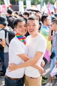 同志婚紗:海蛙攝影:austin:hiwow.studio:婚姻平權:LGBT:情侶寫真:凱達格蘭大道:2018台北同志大遊行4