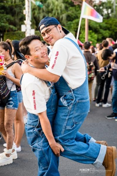 同志婚紗:海蛙攝影:austin:hiwow.studio:婚姻平權:LGBT:情侶寫真:凱達格蘭大道:2018台北同志大遊行48