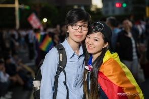 同志婚紗:海蛙攝影:austin:hiwow.studio:婚姻平權:LGBT:情侶寫真:凱達格蘭大道:2018台北同志大遊行57