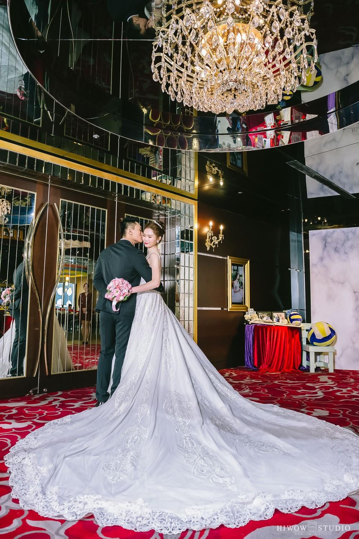 海蛙攝影 婚攝 婚禮紀錄台北囍宴軒 (148)