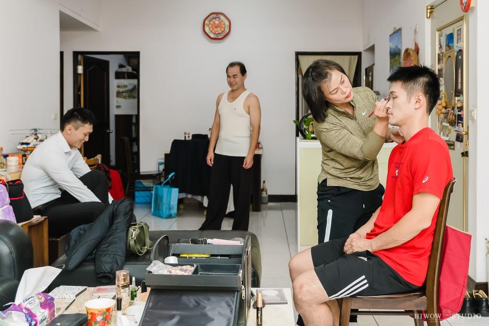 海蛙攝影 婚攝 婚禮紀錄台北囍宴軒 (4)
