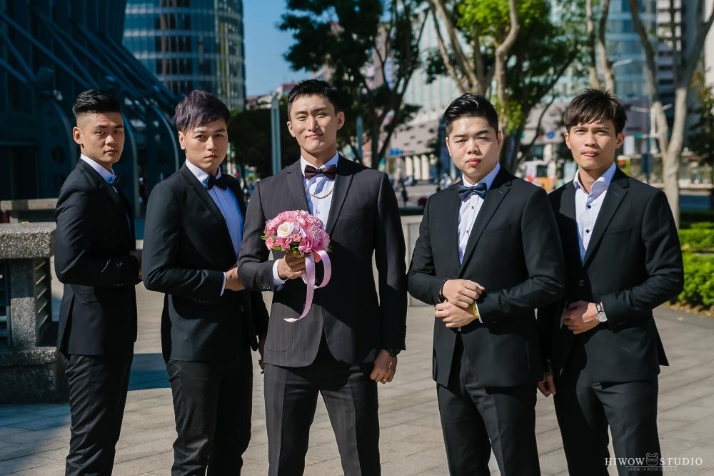 海蛙攝影 婚攝 婚禮紀錄台北囍宴軒 (46)