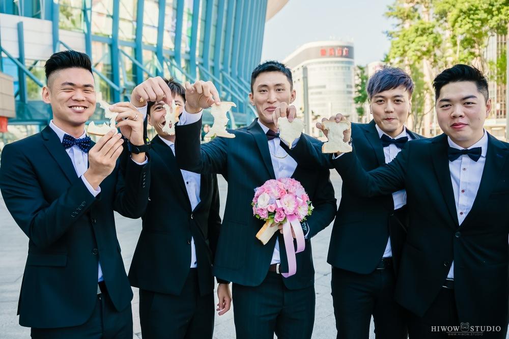 海蛙攝影 婚攝 婚禮紀錄台北囍宴軒 (53)