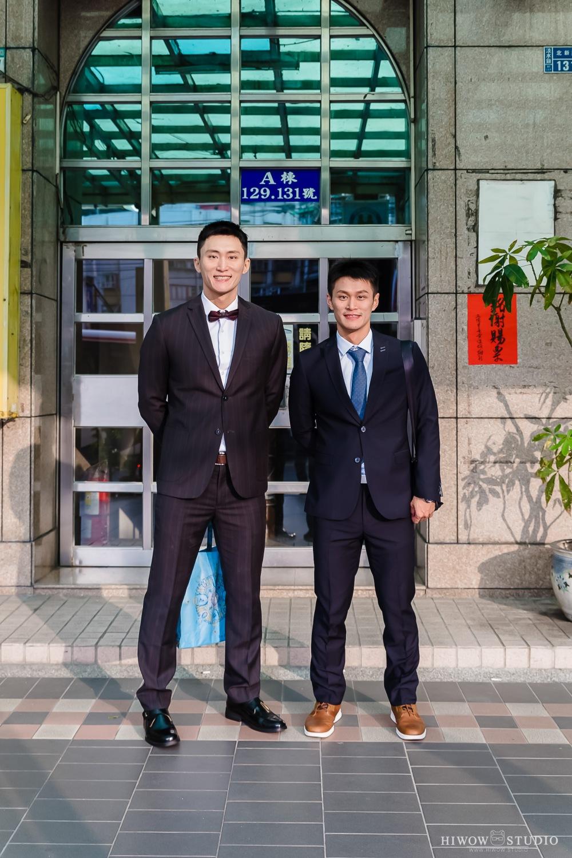 海蛙攝影 婚攝 婚禮紀錄台北囍宴軒 (7)