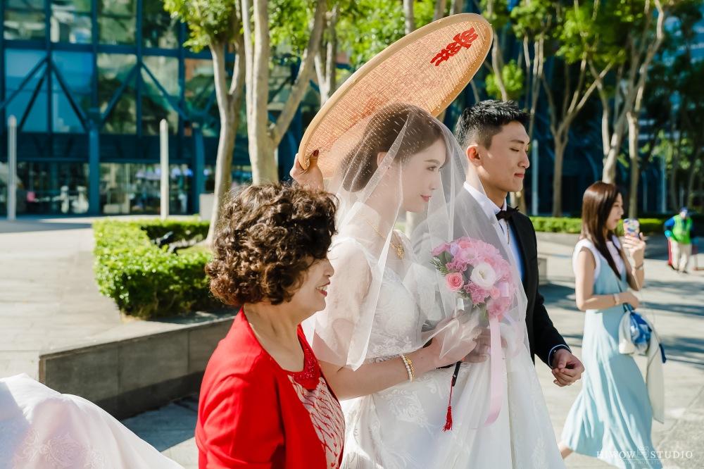 海蛙攝影 婚攝 婚禮紀錄台北囍宴軒 (99)