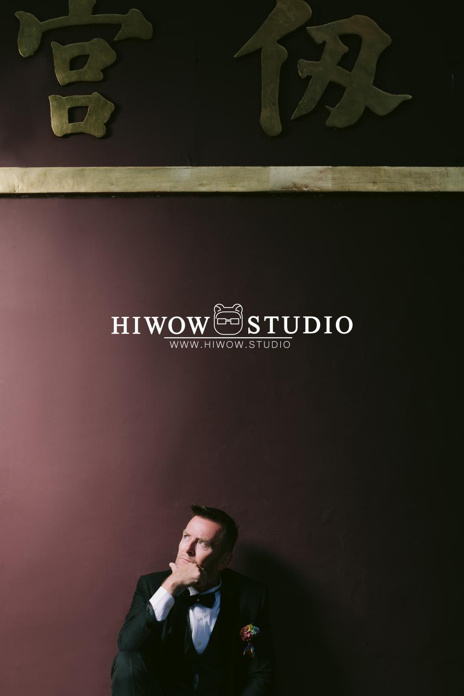 HIWOW 海蛙 海蛙攝影 同志 同性戀 情侶寫真 個人寫真 孔廟 澳洲 男男