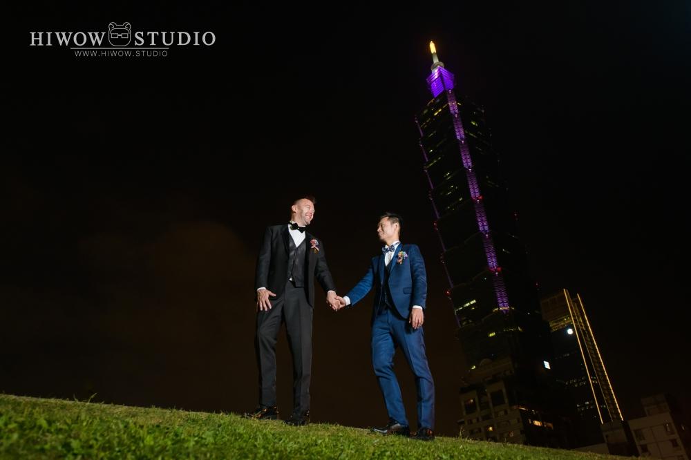 HIWOW 海蛙 海蛙攝影 同志 同性戀 情侶寫真 個人寫真 101 澳洲 男男