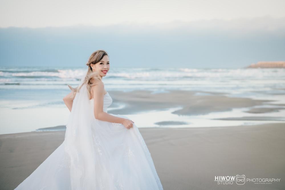 HIWOW 海蛙 海蛙攝影 自助婚紗 淡水 好拍市集 健身教練 居家風
