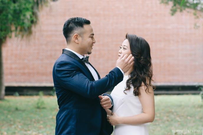 海蛙攝影-婚攝-婚禮紀錄-淡水-美式婚禮-淡水文化園區-殼牌倉庫-11