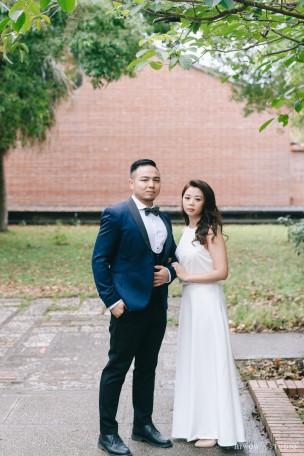海蛙攝影-婚攝-婚禮紀錄-淡水-美式婚禮-淡水文化園區-殼牌倉庫-12