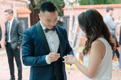 海蛙攝影-婚攝-婚禮紀錄-淡水-美式婚禮-淡水文化園區-殼牌倉庫-15