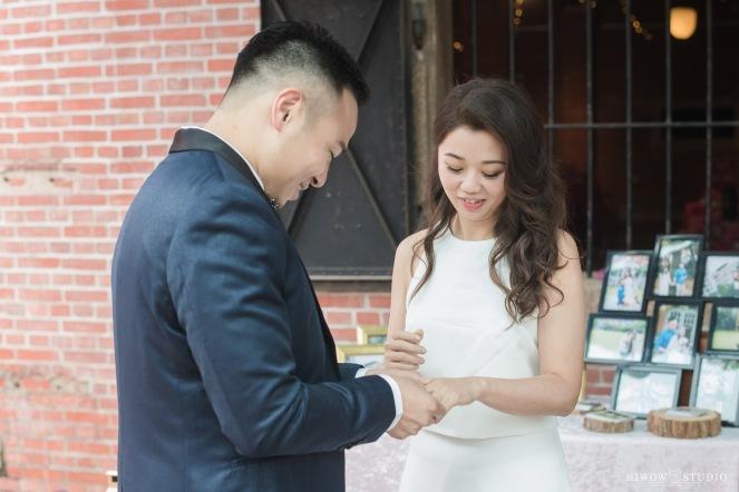 海蛙攝影-婚攝-婚禮紀錄-淡水-美式婚禮-淡水文化園區-殼牌倉庫-17