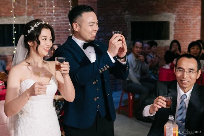 海蛙攝影-婚攝-婚禮紀錄-淡水-美式婚禮-淡水文化園區-殼牌倉庫-41